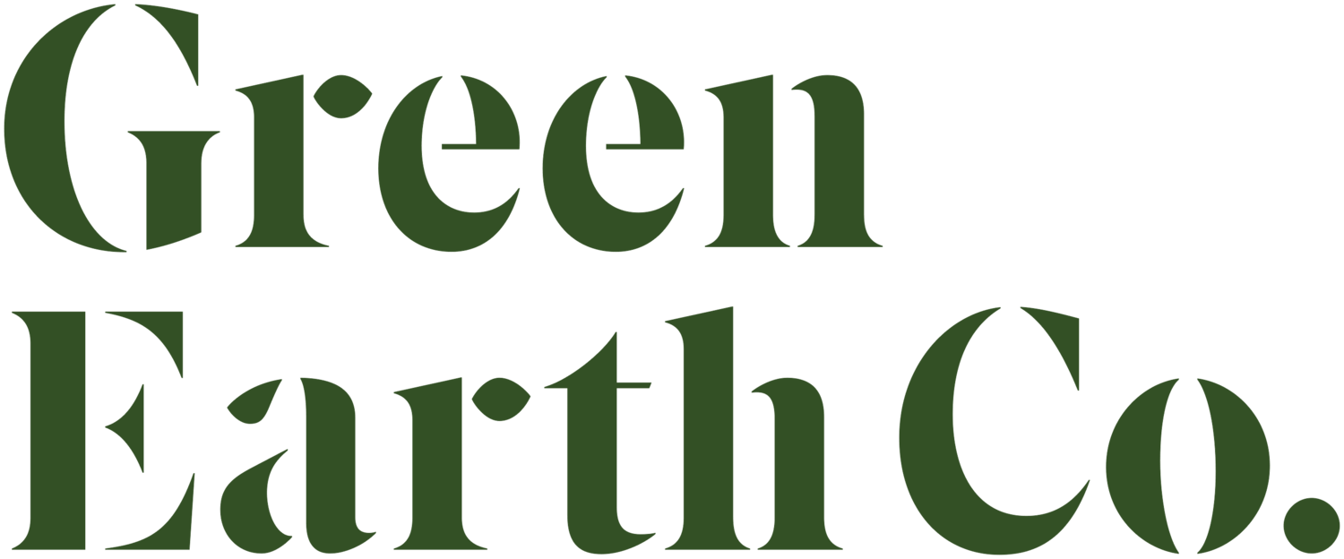 Green Earth Collective Logo with Green Colors