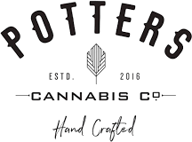 Our featured brand Potters Cannabis Co.